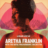 Aretha Franklin With The Royal Philharmonic Orchestra / A Brand New Me (LP)