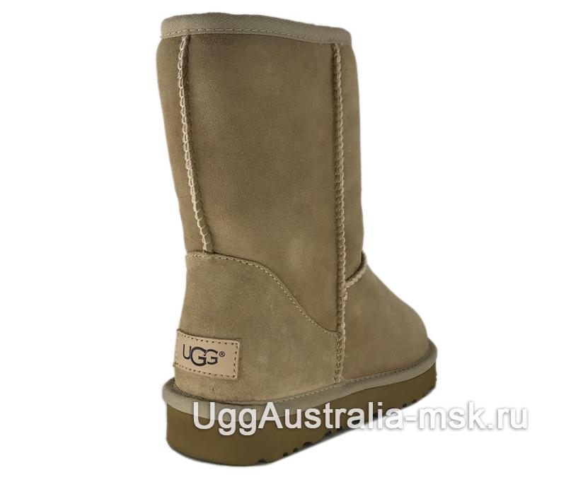 UGG Classic II Short Sand