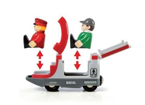 BRIO Пассажирский поезд-экспресс, 5 элементов