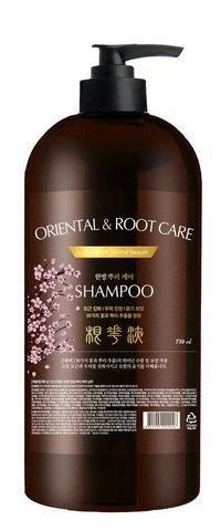 Шампунь для волос ТРАВЫ Institut-beaute Oriental Root Care Shampoo, 750 мл Pedison