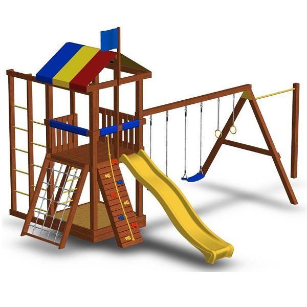 Детские городки в Пензе Детская игровая площадка «Джунгли 6СТ» Детская_площадка_Джунгли_6СТ__Главная_картинка_.jpg
