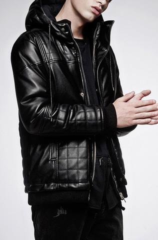 Куртка с капюшоном «BURIO»