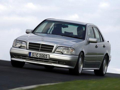 Чехлы на Mercedes-Benz C-klasse W202 1994–2001 г.в.