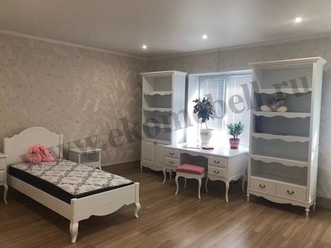 Детская кровать в стиле прованс фото