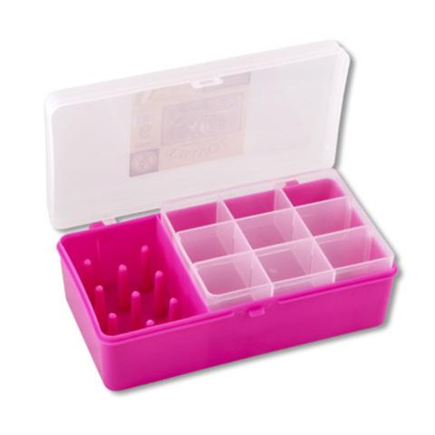 Коробка-органайзер для ниток и швейных принадлежностей