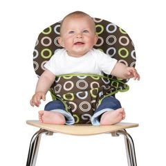 Мобильный детский стульчик Totseat 'Шоколад'