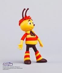Лунтик и его друзья - Бравый Пчелёнок