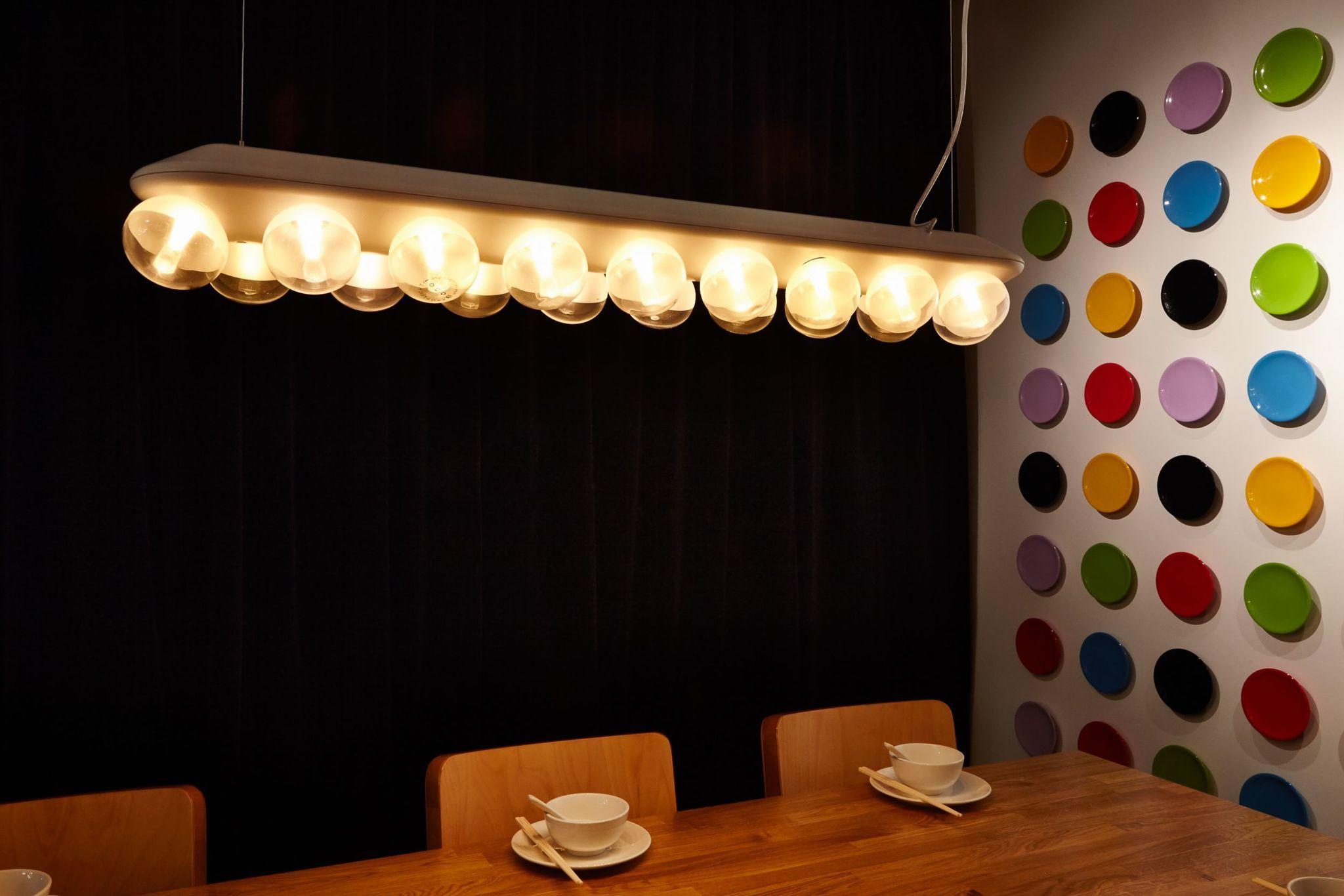 Подвесной светильник копия Prop Light horizontal by Moooi