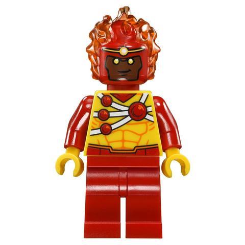 LEGO Super Heroes: Сражение с роботом Лекса Лютора 76097 — Lex Luthor Mech Takedown — Лего Супергерои ДиСи