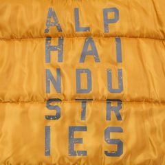 Парка  Alpha Industries Altitude Tumbleweed (Желтая)