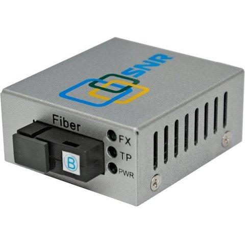 Медиаконвертер SNR-CVT-100A-mini и SNR-CVT-100B-mini