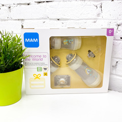 Подарочный набор МАМ (MAM), ваниль