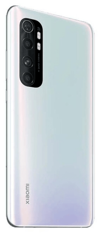 Смартфон Xiaomi Mi Note 10 Lite 6/64GB White (Белый)