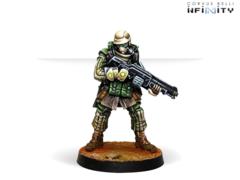 Hakim (вооружен Boarding Shotgun)