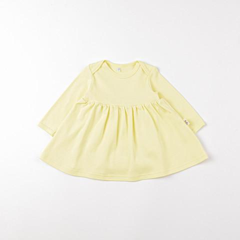 Dress bodysuit 0+, Daffodil
