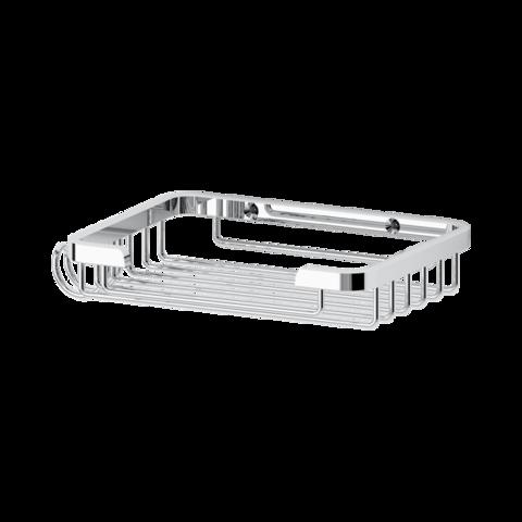 Полочка-решетка прямоугольная 13 см RYNA   RYN015 FBS