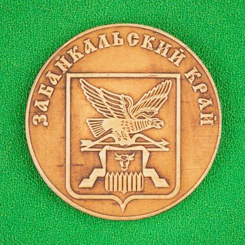 Магнит Забайкальский край герб