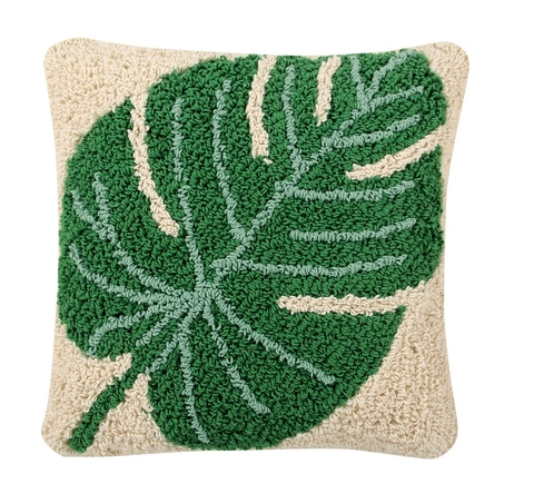 Подушка Lorena Canals Monstera (38 x 38 см)