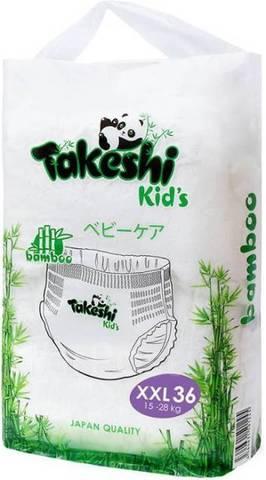 Трусики Takeshi Kid's,  15-28 кг (XXL)