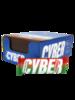 Cyber Клубника 60g  в коробке