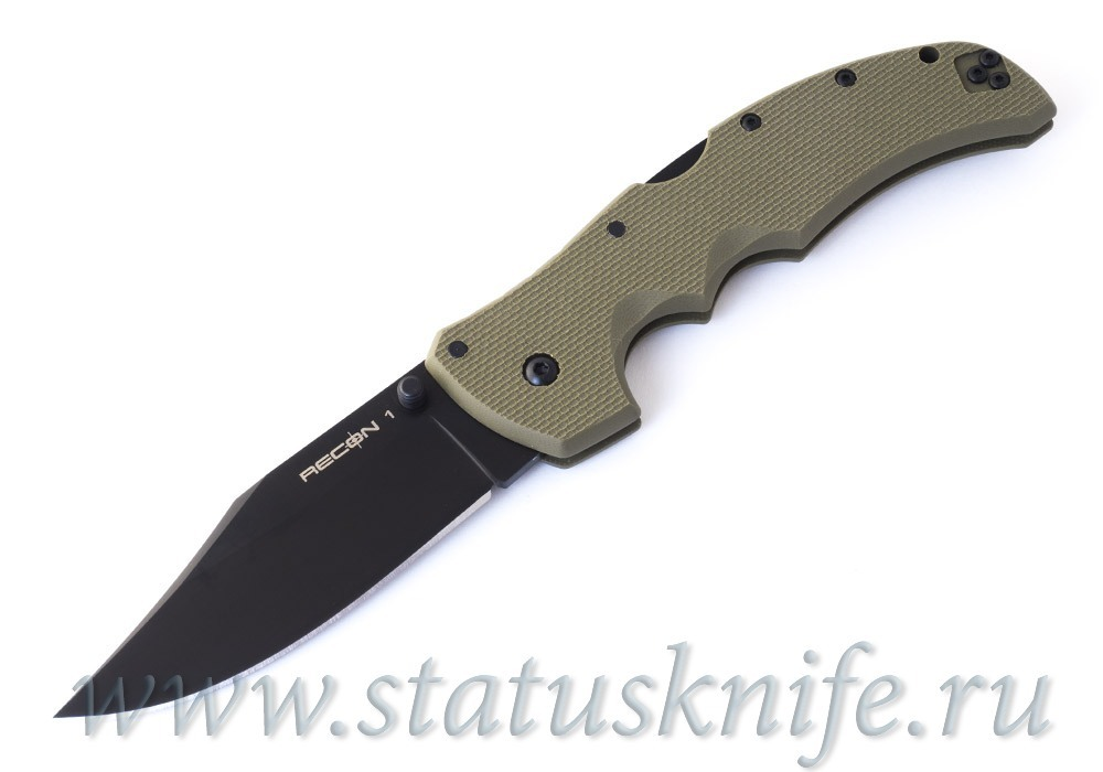 Нож Cold Steel Recon 1 Clip point 27TLCVG OD Green