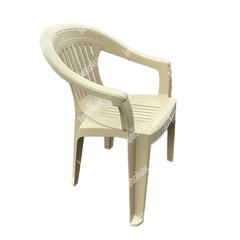 Пластиковое кресло HK-250 JOKEY бежевое (Турция)