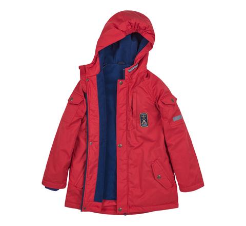 КТ213 Куртка для мальчика утепленная