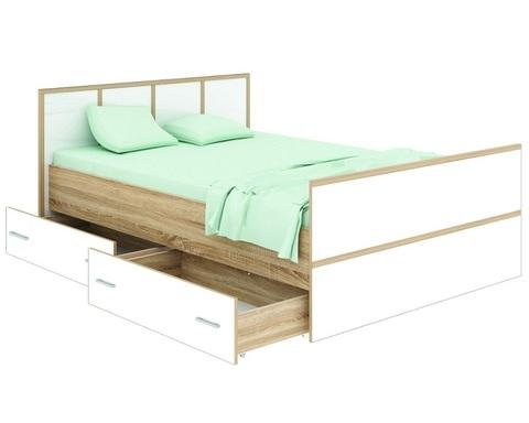 Кровать  САКУРА с ящиками