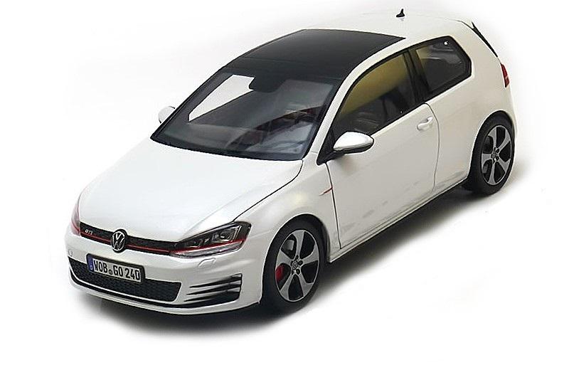 Коллекционная модель Volkswagen Rabbit (Golf) 7 GTI 2013