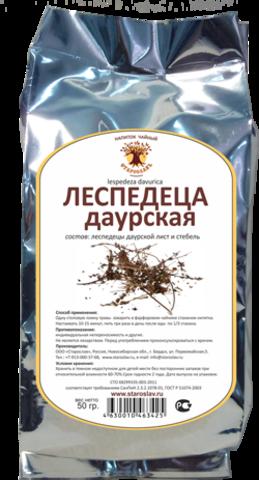 Леспедеца даурская (лист+стебель, 50 гр.) (Старослав)