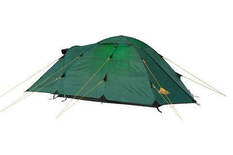 Картинка палатка туристическая Alexika NAKRA 2 green, 410x140x100  - 2