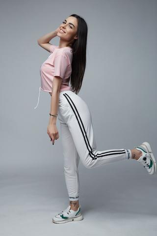 Спортивные штаны из вискозы недорого