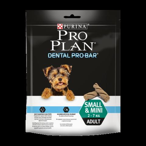 Purina Pro Plan Dental Pro Bar Лакомство для взрослых собак мелких пород
