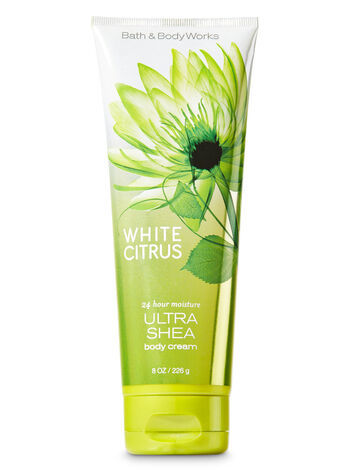 Крем для тела Bath&BodyWorks White Citrus  226 гр
