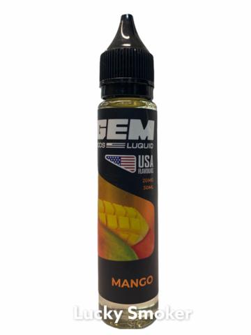 Жидкость Gem Pods Salt 30 мл Mango