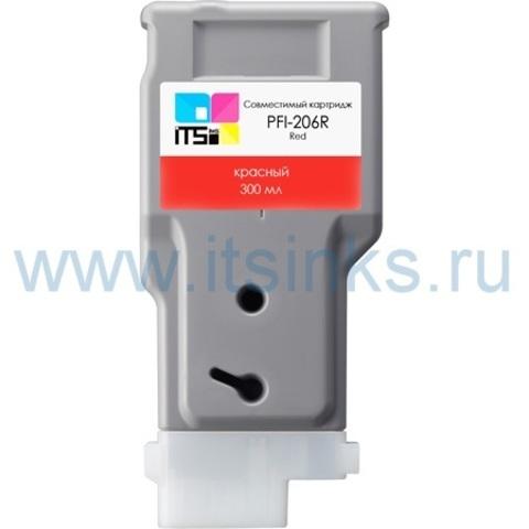 Картридж PFI-206R 300 мл