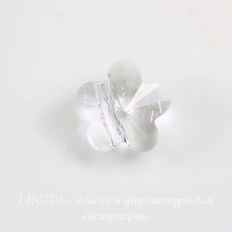 5744 Бусина в виде цветка Сваровски Crystal 8 мм