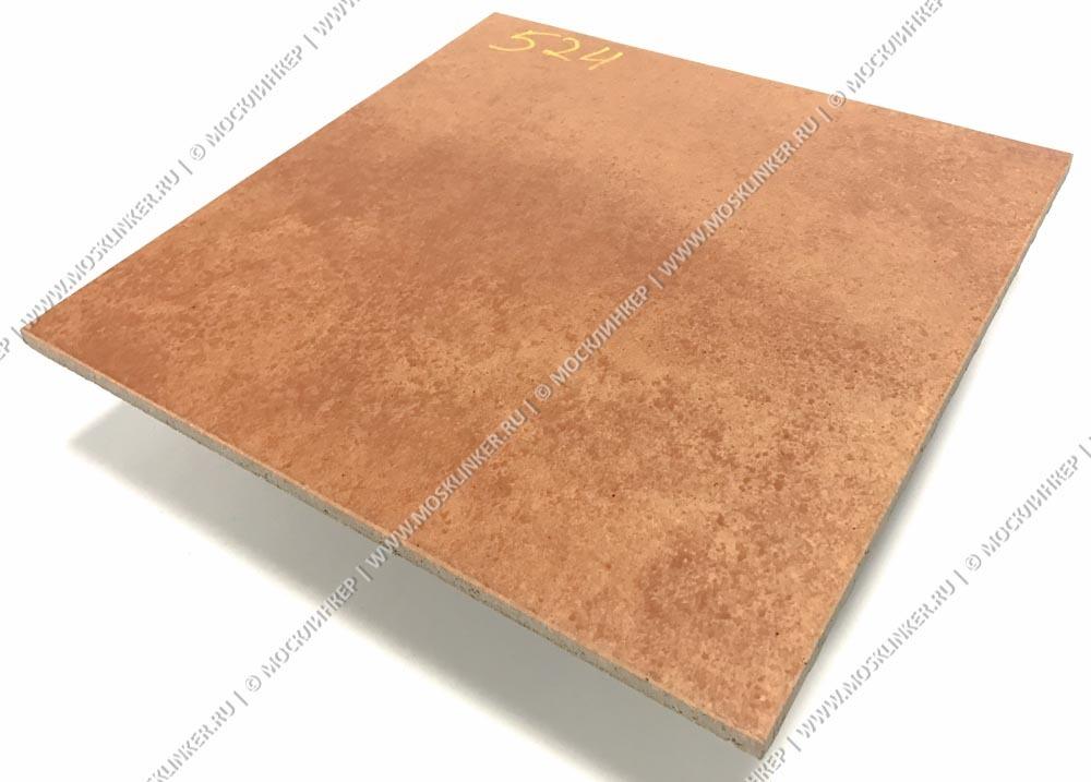Stroeher - Euramic Cadra E 524 male 294х294х8 артикул 8030 - Клинкерная напольная плитка
