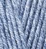 Пряжа Alize SUPERLANA MAXI 806  (Синий жаспе)
