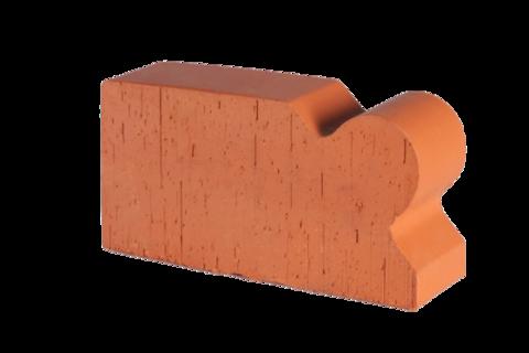 Фигурный кирпич полнотелый JANKA F20