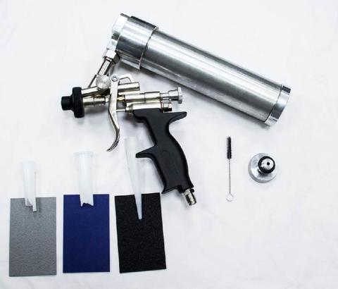334.0290 SOLID SPRAY GUN - Пистолет пневматический для нанесения распыляемых герметиков 290 мл