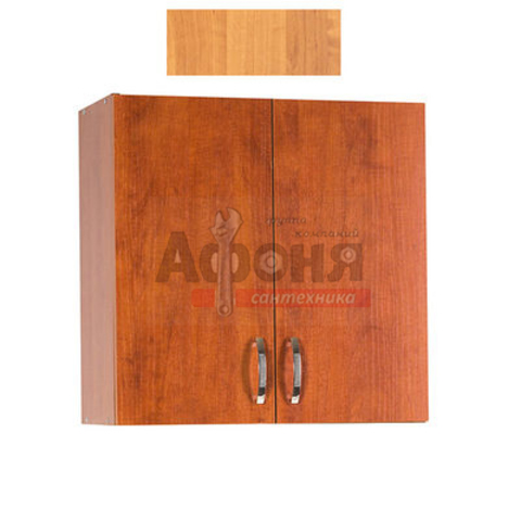 Шкаф для посуды 80 цвет ольха (с сушкой) (ЛДСП)