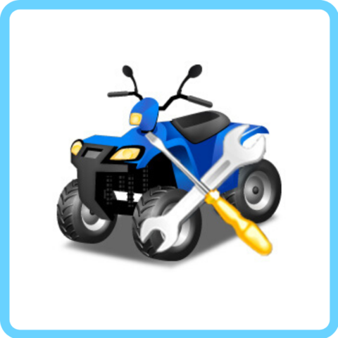 Сборка железного квадроцикла Avantis/Motax