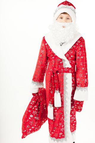Дед Мороз  (плюш)