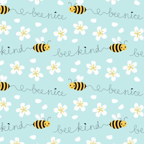 Bee nice, bee kind