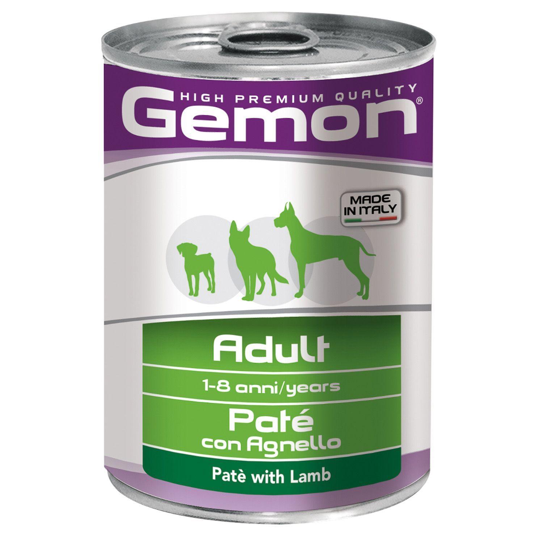 Gemon Консервы для собак Gemon Dog паштет ягненок 70387811_1.jpeg