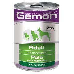 Консервы для собак Gemon Dog паштет ягненок