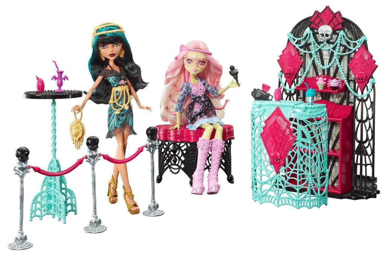 Monster High Howlywood Accessory Premiere Party Cleo de Nile