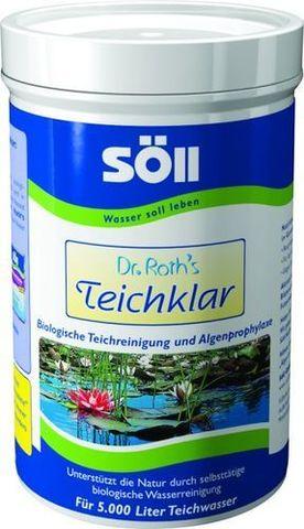 Teichklar 0,25 кг - Средство для осветления воды