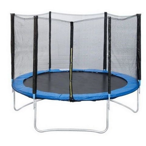 Батут с защитной сеткой «Trampoline 8» диаметр 2,4 м